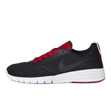 Nike Men's Paul Rodriguez 9 R/R Running Shoes-Black/Gym Red