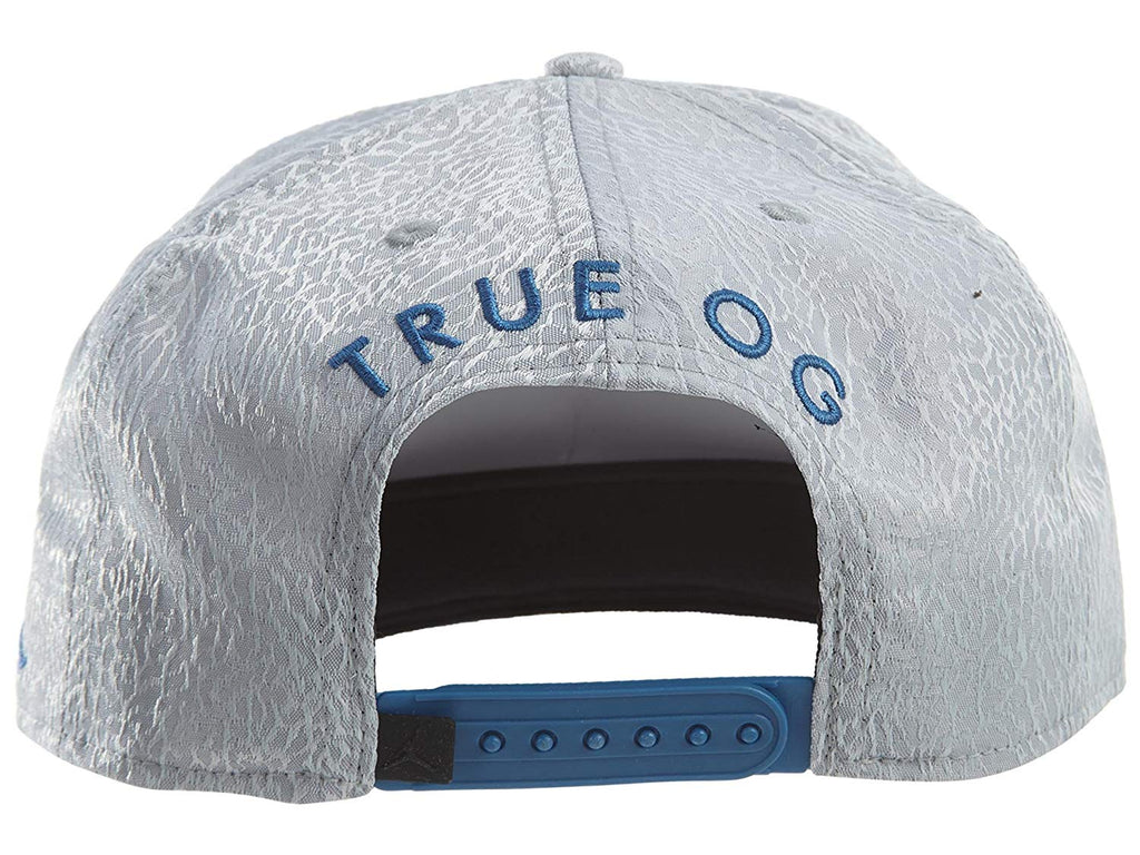 Jordan Nike 3 Retro True OG Snapback Hat Cap-Cool Grey