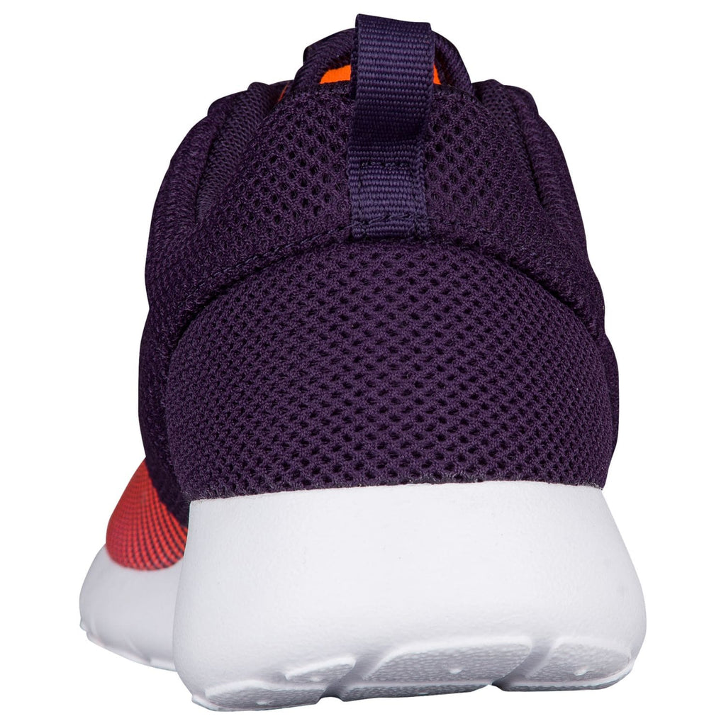 Nike Boys Roshe One GS Running Shoes-Purple/Citrus/Crimson