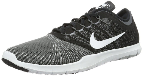 NIKE Women's Flex Adapt TR Cross Trainer Shoes-Dark Grey/White/Black/Stealth