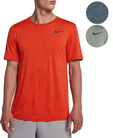 ec730295 Nike Men's Dri-Fit Breathe Short Sleeve Training Top