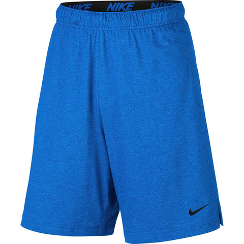 Nike Men's Dri-Fit Standard Fit Training Shorts-Game Royal