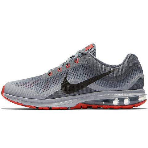 Nike Men's Air Max Dynasty 2 Running Shoes-Wolf Grey/Black/Cool Grey