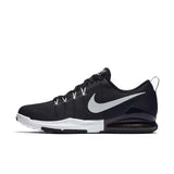 Nike Men's Zoom Train Action Training Shoes-Black/Metallic Silver