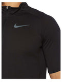 Nike Men's Tailwind Short Sleeve Running Top-Black