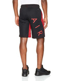 Jordan Men's Nike Flight Basketball Shorts-Gym Red
