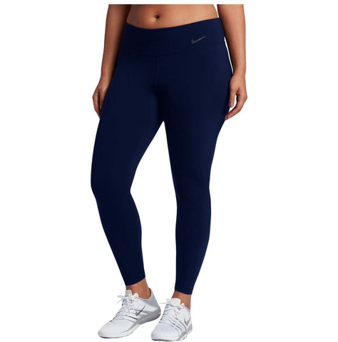 Nike Women's Plus Legendary Tight Training Pants-Binary Blue