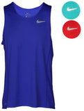 Nike Men's Dri-Fit Miler Singlet Running Shirt