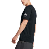 Nike Men's Dri-Fit LA Running Club T-Shirt-Black