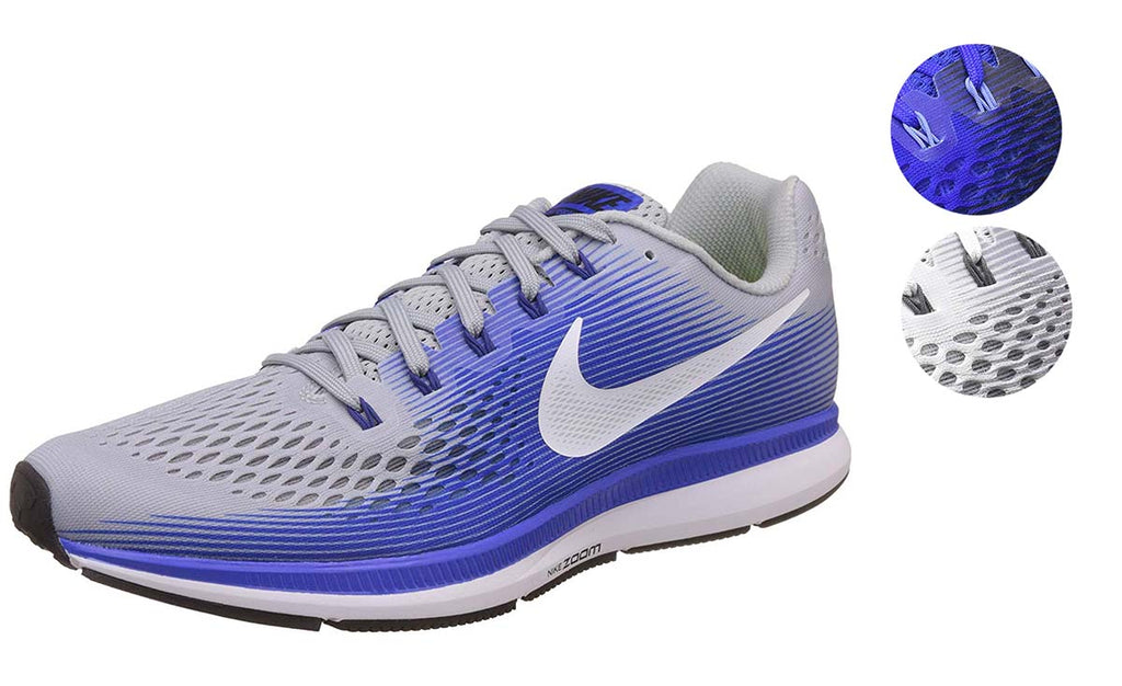 the latest 36cdc ab319 Nike Men s Air Zoom Pegasus 34 Running Shoes ...