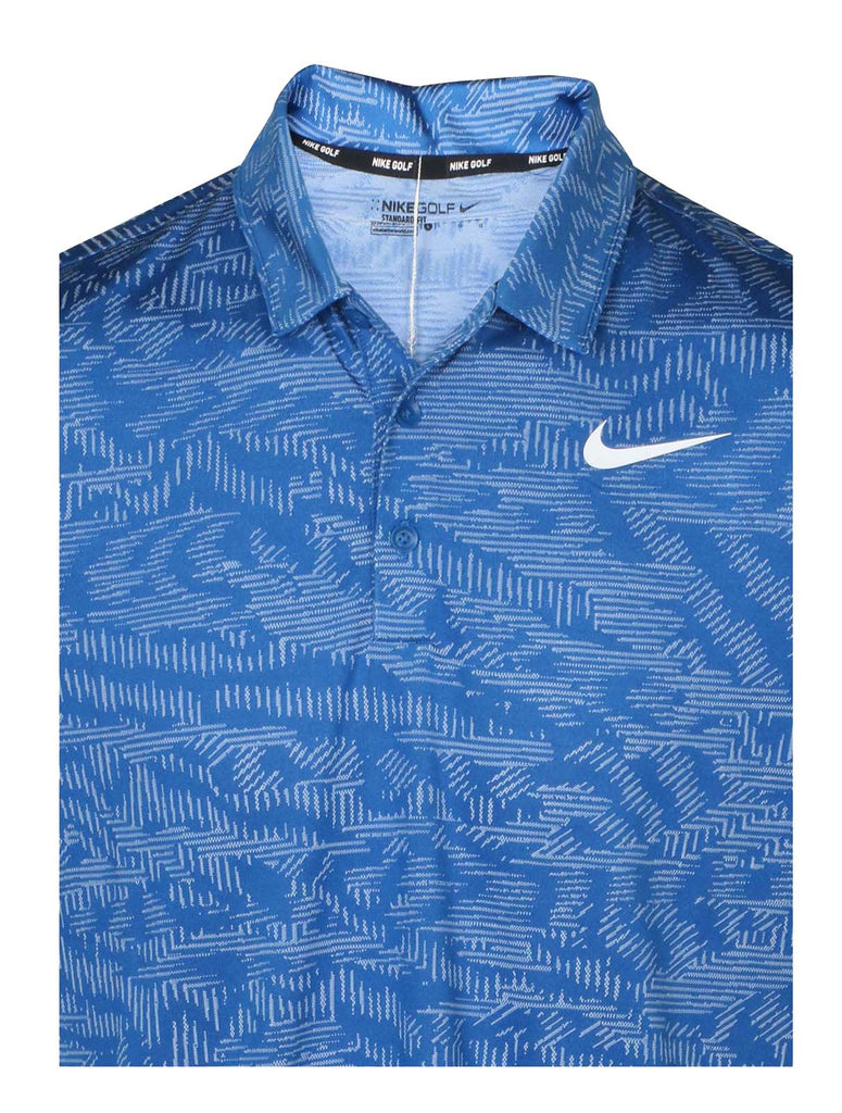 Nike Men's Breathe Jacquard Polo Golf Shirt