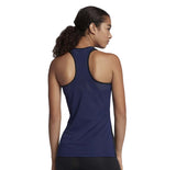 Nike Women's Pro Hypercool Training Tank Top-Black/Binary Blue