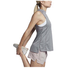 Nike Women's Dri-Fit Miler Running Tank Top-Gunsmoke