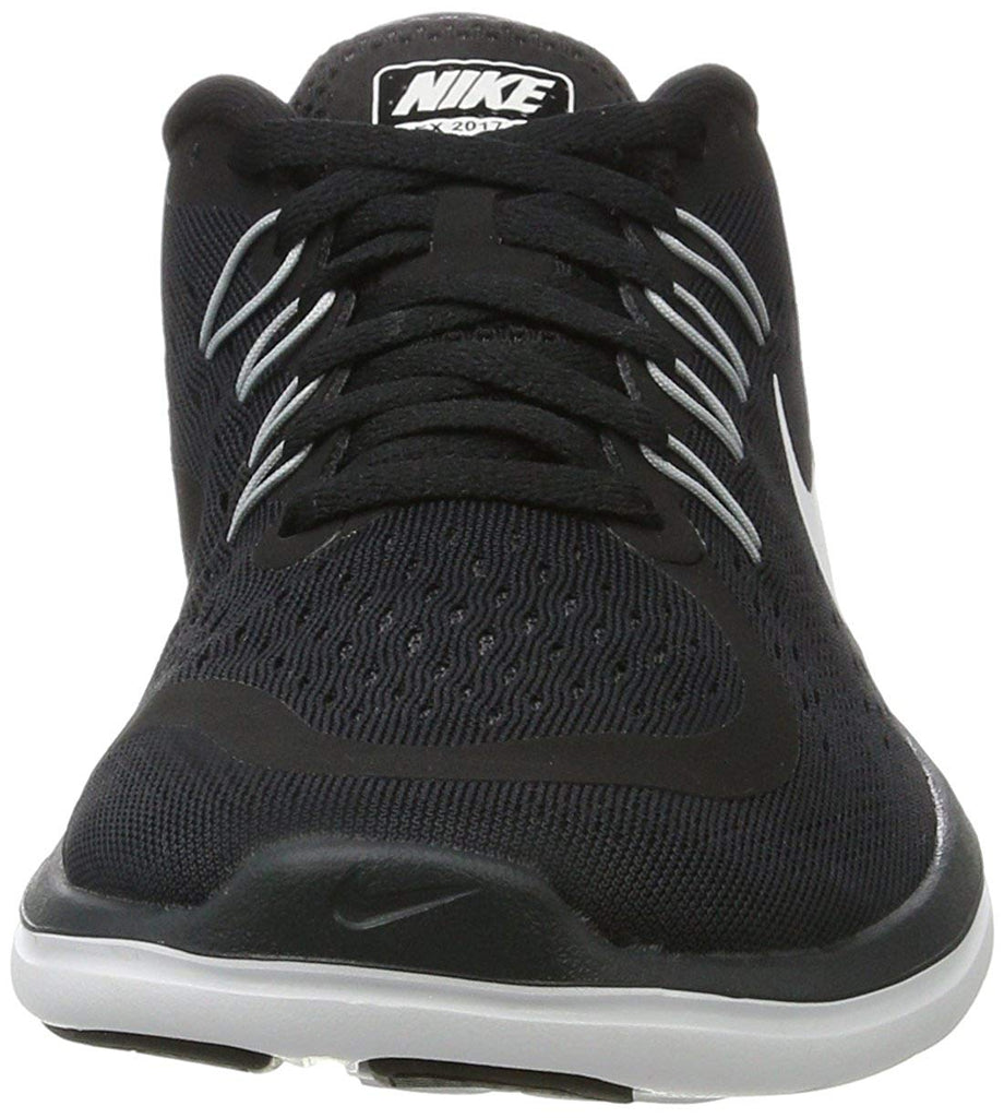 Nike Women's Flex 2017 Running Shoes-Black/White/Anthracite