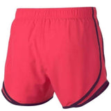 Nike Women's Dri-Fit Tempo GX Running Shorts-Infusion Red/Burgundy