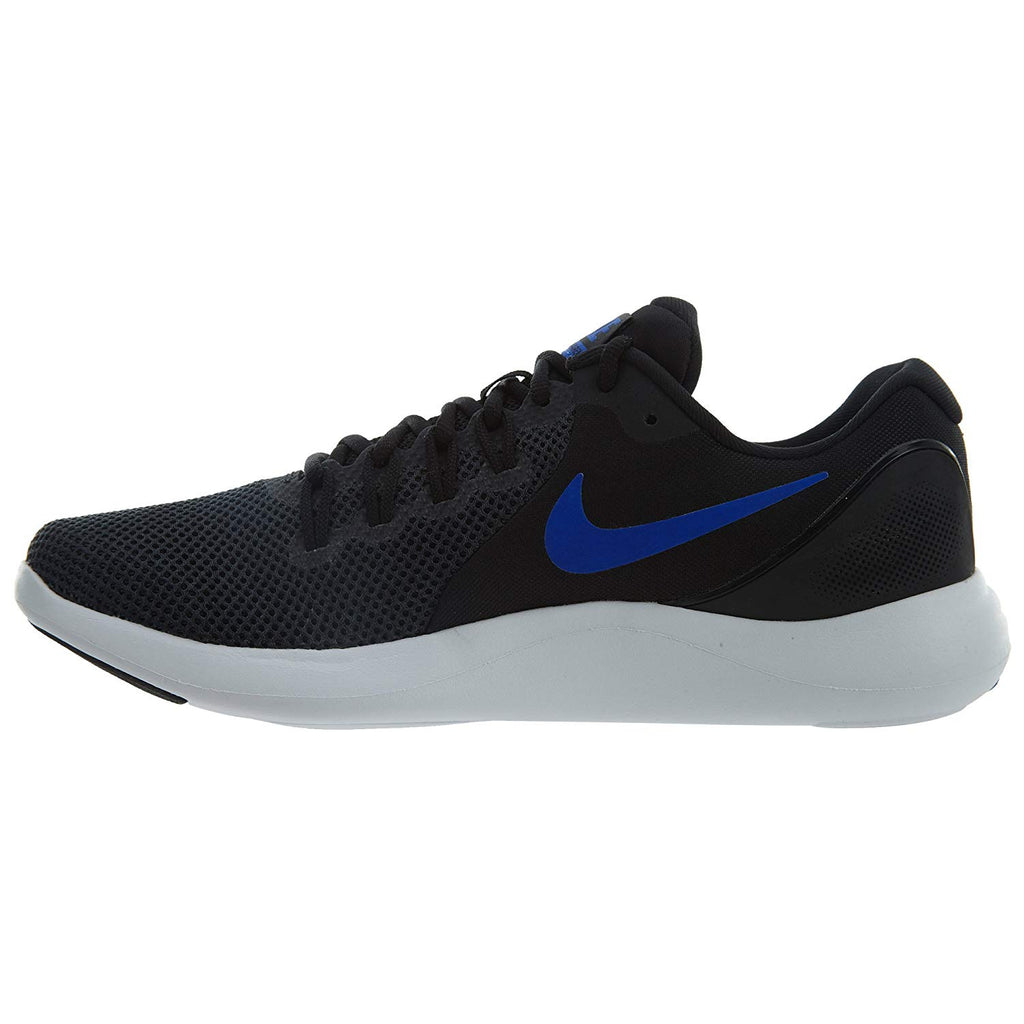 Nike Men's Lunar Apparent Running Shoes-Black/Racer Blue