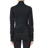 Nike Women's Pro Hyperwarm Half Zip Training Top