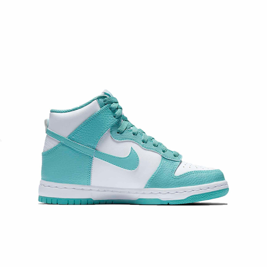 Nike Youth Dunk High '17 Casual Shoes-Island Green