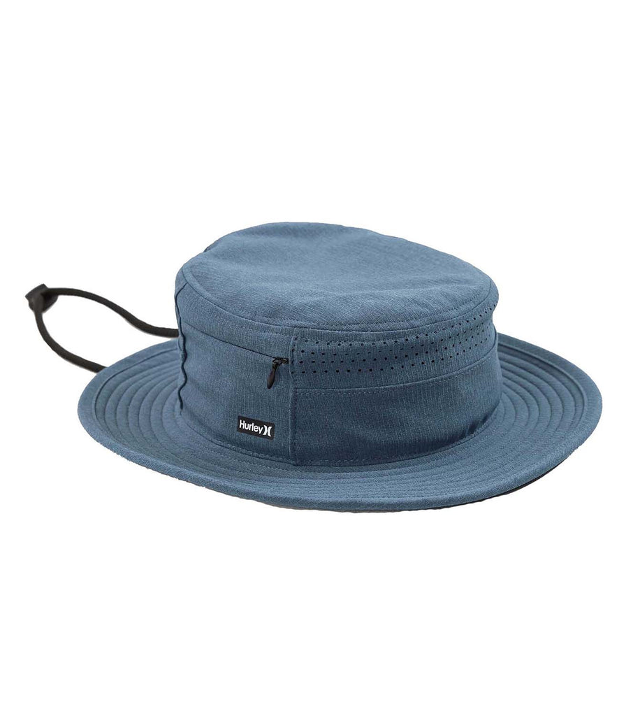 3827d34482973 ... Hurley Men s Surfari 2.0 Bucket Hat-Obsidian. Obsidian ...