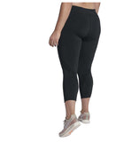 Nike Women's Plus Epic Lux Running Crop Tights-Black