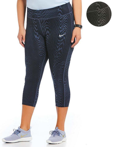 Nike Women's Plus Essential Tight Crop Leggings