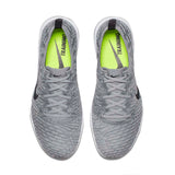 Nike Women's Air Zoom Fearless Flyknit Lux Training Shoes-Wolf Grey/Anthracite