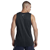 Nike Men's Medalist Running Dri-Fit Tank Top-Anthracite/Black