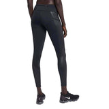 Nike Women's Racer Lux Tight Fit Running Tights-Black