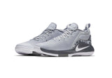 Nike Men's Lebron Witness II Basketball Shoes-Pure Platinum/White/Cool Grey