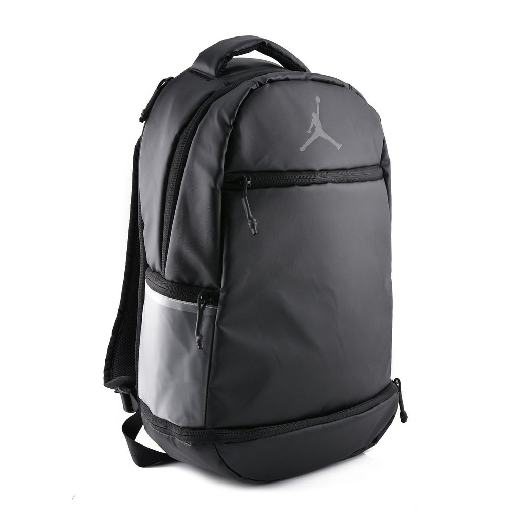 cce58f19c21 Nike Air Black And White Backpack | The Shred Centre