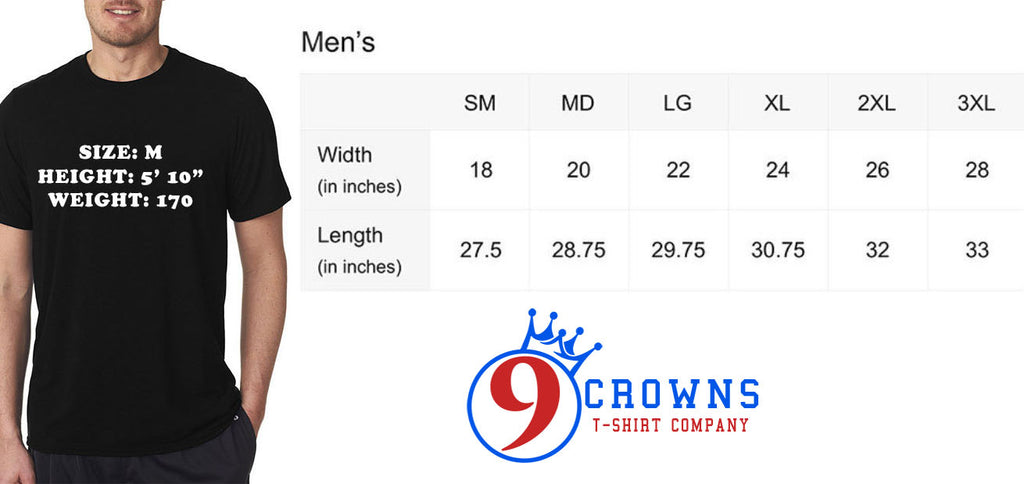 9 Crowns Tees Men's Walking Dad Funny Sarcastic T-Shirt