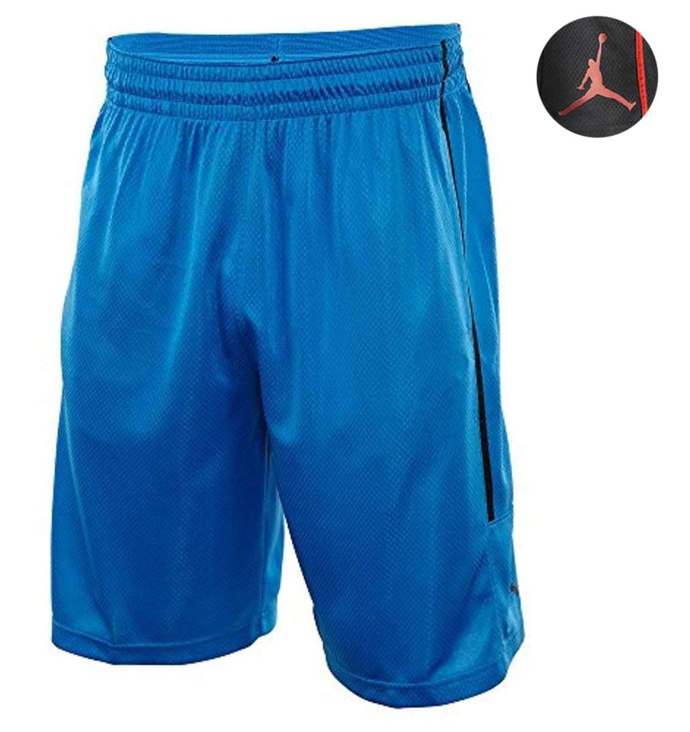 Jordan Men's Nike Double Crossover Basketball Shorts