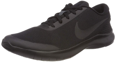 Nike Men's Flex Experience RN 7 Running Shoes-Black/Black/Anthracite