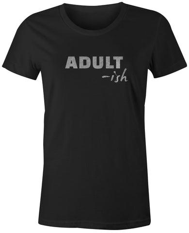 9 Crowns Tees Funny Ault-ish Sarcastic Birthday Gift T-Shirt