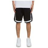 Nike Men's AF1 Loose Fit Sport Casual Shorts-Black/White