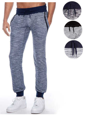 True Rock Men's French Terry Jogger Pants
