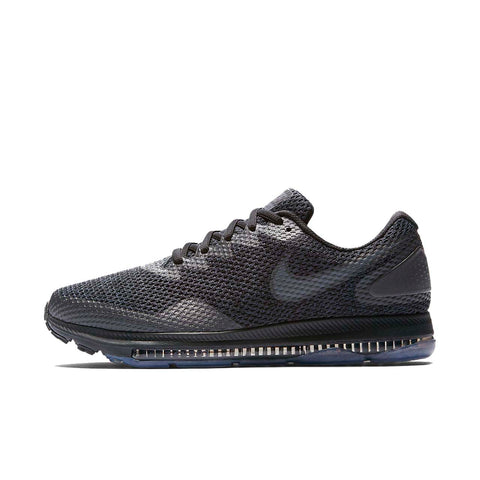 Nike Men's Zoom All Out Low 2 Running Shoes-Black/Dark Grey/Anthracite