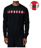 Jordan Men's Nike AJ Seasonal Crew Sweatshirt