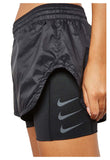 Nike Women's Elevate Track 2 in 1 Running Shorts