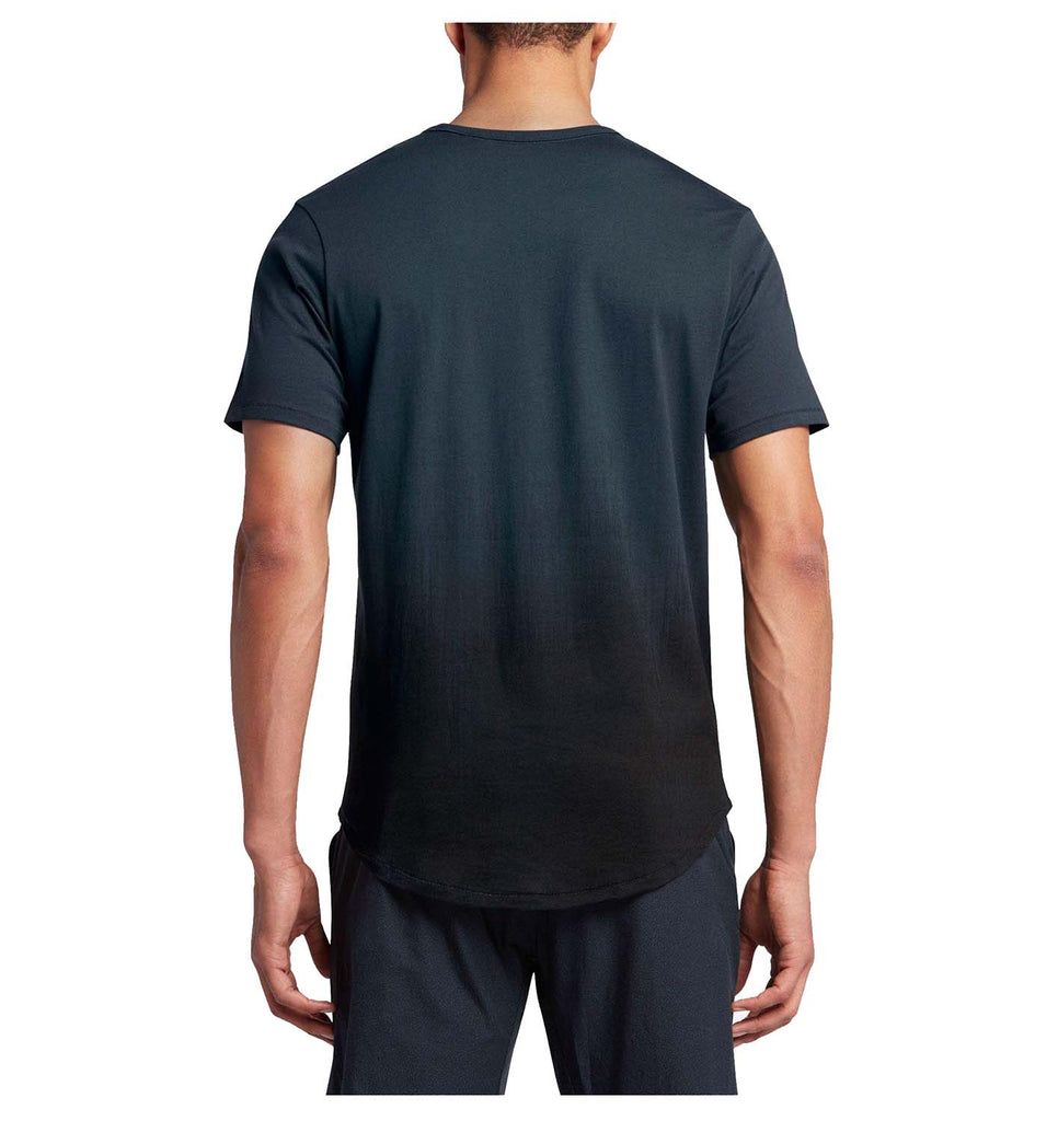 Jordan Men's Nike 23 True Scorch T-Shirt-Obsidian