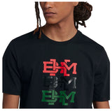 Jordan Men's Nike Black History Month T-shirt-Black