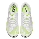 Nike Men's Zoom Fly SP Running Shoes-White/Volt Glow