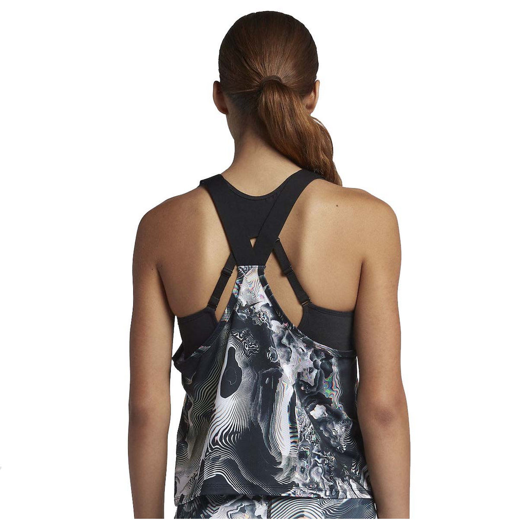 Nike Women's Pro Coral Print Training Tank Top