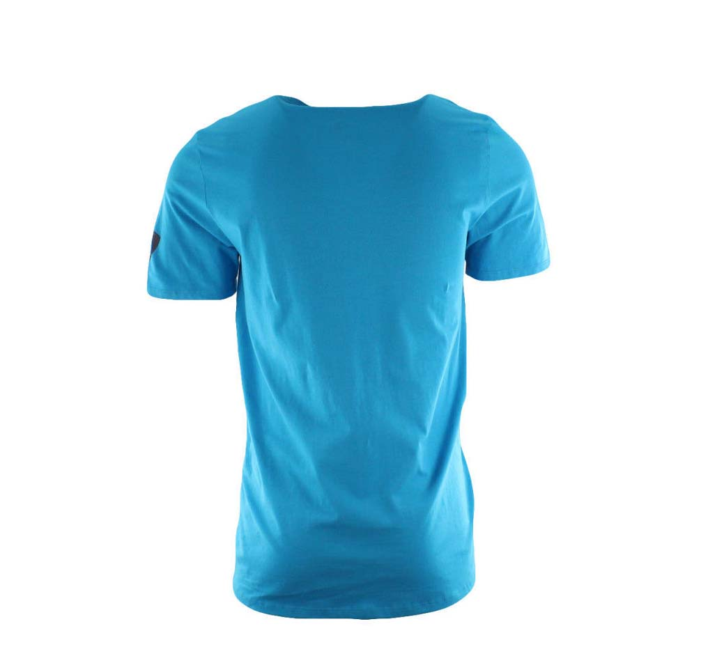 Jordan Men's Nike 23 Last Shot 2 T-Shirt-Blue Lagoon