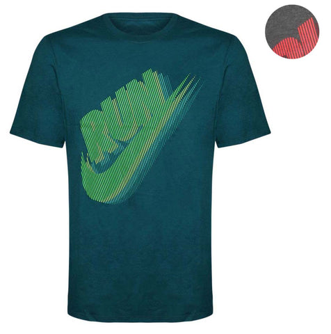 Nike Men's Run Swoosh Core Brand T-Shirt