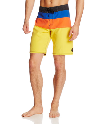 Quiksilver Men's No Frills Dane Reynolds Boardshorts-Black/Multi (BQR0)