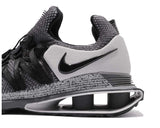 Nike Men's Shox Gravity Running Shoes-Atmosphere Grey/Black
