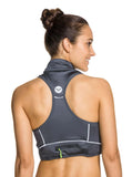 Roxy Juniors Outdoor Fitness Get Glowing Top-Titanium