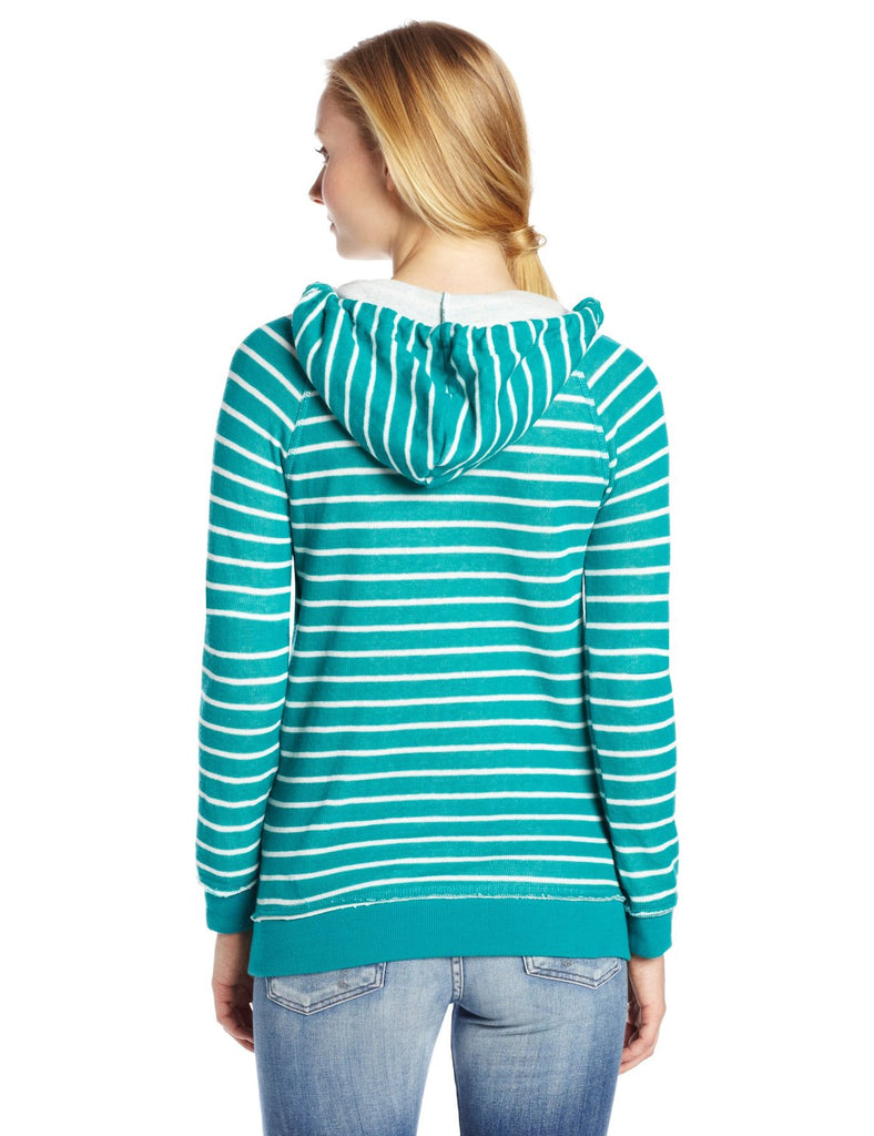 Roxy Juniors Frosted Forests Pullover Hooded Sweater