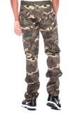 True Rock Men's Camo Cargo Pants